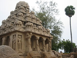 Dharmaraja Ratha - Dharmaraja Ratha