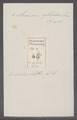 Mammaria globulus - - Print - Iconographia Zoologica - Special Collections University of Amsterdam - UBAINV0274 092 01 0019.tif