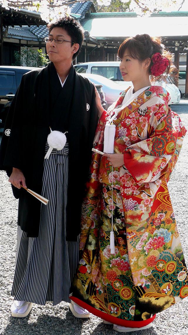 Traditionelle Japanische Kleidung Wikiwand