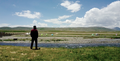 Man standing on Deosai Plains.png