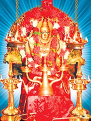 Manakkattu Devi Temple - Manakkattu Devi