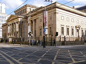 Manchester Art Gallery - Image: Manchester Art Gallery geograph.org.uk 1748756