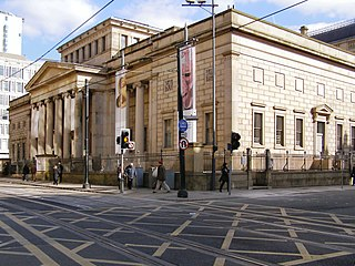 Manchester Art Gallery publicly owned art gallery in Manchester, UK