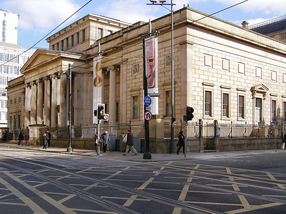 Manchester Art Gallery - geograph.org.uk - 1748756
