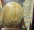 Manises, piatto con stemma despujol, 1435-75 ca., retro.JPG