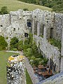 Manorbier Castle - geograph.org.uk - 423053.jpg