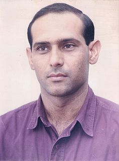 Mansoor Ahmed Olympic field former hockey player