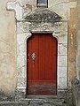 Manzac-sur-Vern église porte.JPG