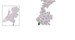 Map - NL - Municipality code 0905 (2009).svg