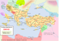 Map Byzantine Empire 1045 2000px svg.png