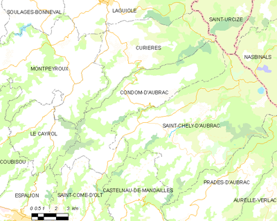 Map commune FR insee code 12074.png