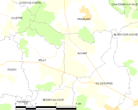 Map commune FR insee code 21036.png