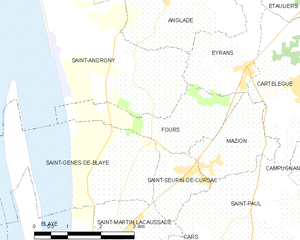 Map commune FR insee code 33172.png