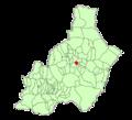 Map of Chercos (Almería).png