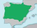 Mapa Gobio lozanoi.png