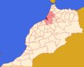 Mapa MARROCOS-2015-Salé.png