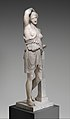 Marble statue of a wounded Amazon MET DP278757.jpg