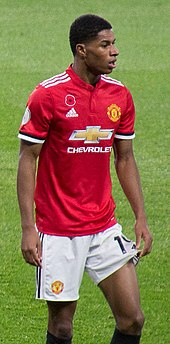 Marcus Rashford Wikipedia