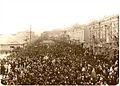 Margulov., S. Mayor Izmailov's funeral. Tiflis, 1895.jpg