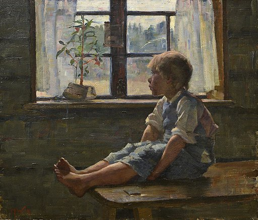 Maria Wiik - Alone at Home