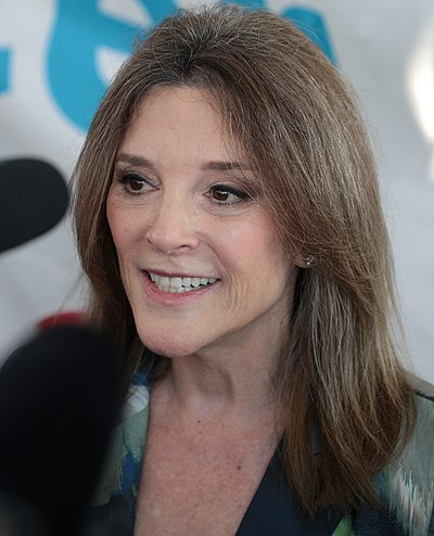 Marianne Williamson, American author