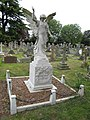 Marie Corelli's grave - geograph.org.uk - 410457.jpg