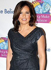 Mariska hargitay star of the long running drama series law amp order