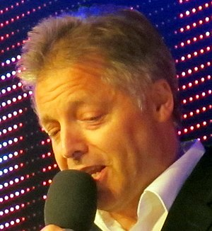 Mark Goodier - Goodier in July 2011
