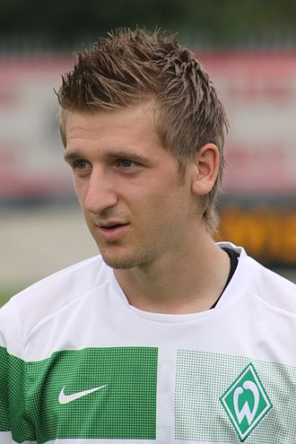 Marko Marin - Marin with Werder Bremen in 2009.