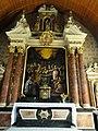 Marolles-les-Braults (Sarthe) église, retable, baptême de Clovis.jpg