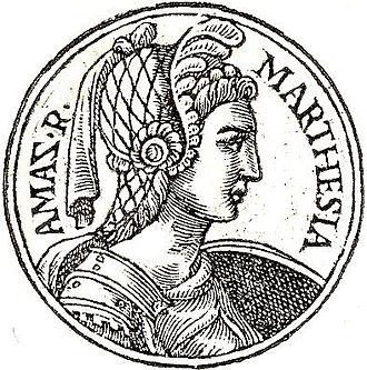 Marpesia - Marpesia from Promptuarii Iconum Insigniorum