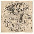 Martin Schongauer - Der Stier des Lukas (L 74).jpg