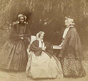William Martin (judge) - Mary Ann Martin, Caroline Abraham and Sarah Selwyn