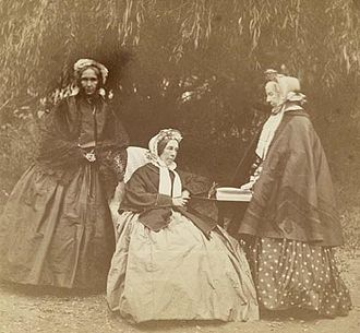 William Martin (judge) - Mary Ann Martin, Caroline Abraham and Sarah Selwyn