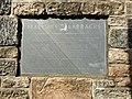 Maryhill Barracks commemorative plaque (geograph 4890283).jpg