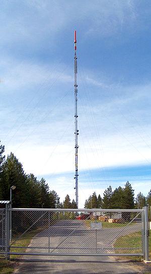 Oulu TV Mast - Oulu TV mast