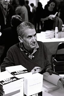 Mathieu Lindon French journalist and writer