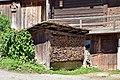 Matrei-Ganz - Brunnenhaus des Bauernhofs Klabiner.jpg