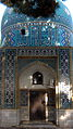 Mausoleum of Attar - East view - Morning - Nishapur 01.JPG