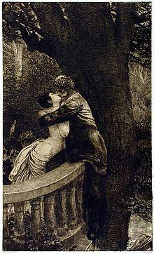 Kuss - Il bacio (1903)