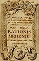 Maximiliani Stoll Pars prima-(septima) - rationis medendi in nosocomio practico Vindobonensi (1780) (14759793836).jpg