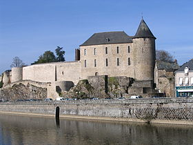 Image illustrative de l'article Château de Mayenne
