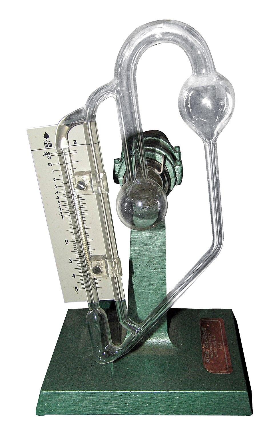 McLeod gauge 01