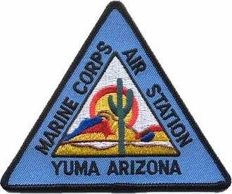 Marine Corps Air Station Yuma - Image: Mcas yuma