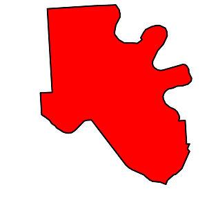 Medicine Hat (provincial electoral district) - 2010 boundaries