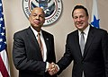 Meeting with Panamanian President Juan Carlos Varela (26581646370).jpg