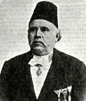 Mehmed Kapetanović - Image: Mehmed beg Kapetanovic Ljubusak