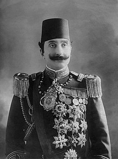 Şehzade Mehmed Selim Captain in the Ottoman Army