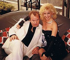 Mel Smith and Susie Silvey.jpg