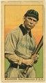 Melchior, San Francisco Team, baseball card portrait LCCN2008677337.tif